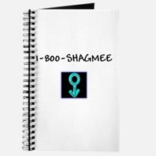 Men's Shag Me Journal