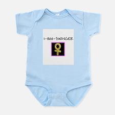 Baby Swinger Infant Creeper
