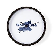 Cool Joe dirt Wall Clock