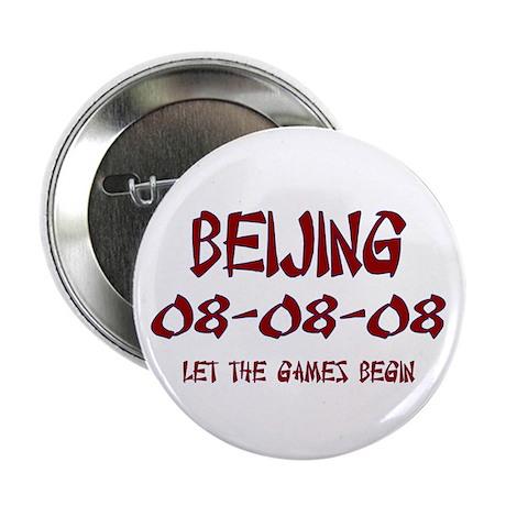 """Beijing 2.25"""" Button (10 pack)"""