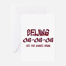 Beijing Greeting Cards (Pk of 10)
