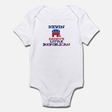 Kevin - Daddy's Republican Infant Bodysuit