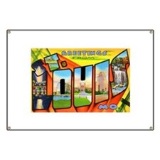 St. Louis Missouri Greetings Banner