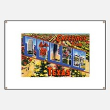 Tyler Texas Greetings Banner