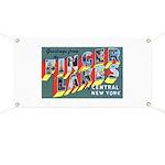 Finger Lakes New York Banner