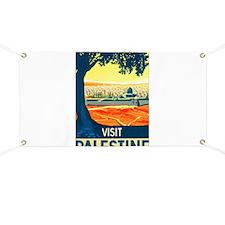 Palestine Travel Banner