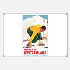Switzerland Travel Banner