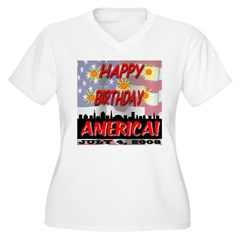Happy Birthday America! T-Shirt