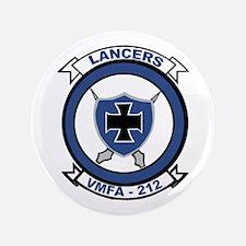 "VMFA 212 Lancers 3.5"" Button"