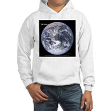 Love Earth Jumper Hoody