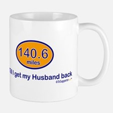 140.6 Husband Mug