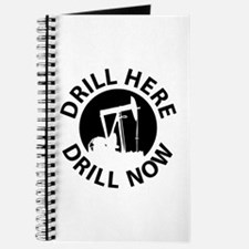 Drill Here Drill Now Journal