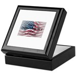 HAPPY INDEPENDENCE DAY MADE IN CHINA Keepsake Box