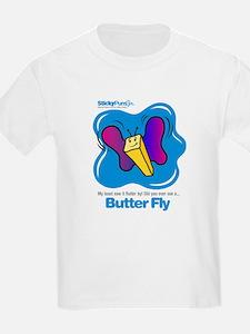 Sticky Jr-Butter T-Shirt