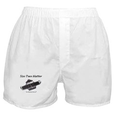 Size Does Matter Boxer Shorts