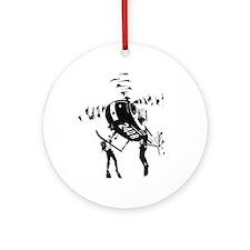 240-Robert Ornament (Round)