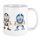 Wrestling Coffee Mugs