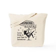 Trombone Lounge Tote Bag