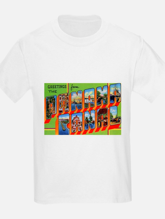 PanamaCanal1Trans T-Shirt
