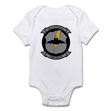 VMFA 242 Bats Infant Bodysuit