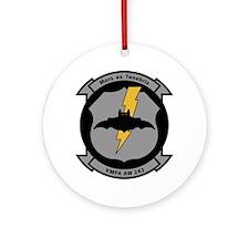 VMFA 242 Bats Ornament (Round)