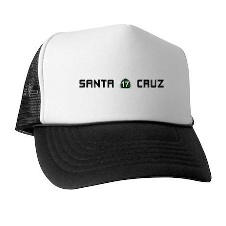 Santa Cruz 17 Trucker Hat