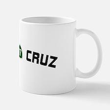 Santa Cruz 17 - Curved Mug