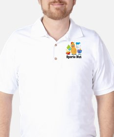 Sports Nut Golf Shirt