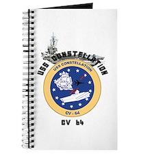 USS Constellation CV-64 Journal