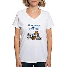 How Many Cats? Shirt