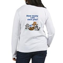 How Many Cats? T-Shirt