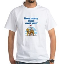 How Many Dogs? Shirt
