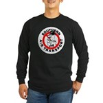 S.A.T. Long Sleeve Dark T-Shirt