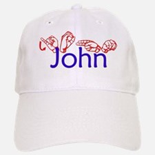John Baseball Baseball Cap