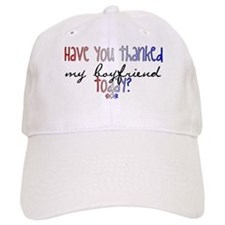 my boyfriend? Baseball Cap