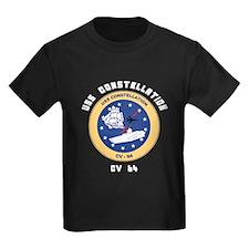 USS Constellation CV-64 T