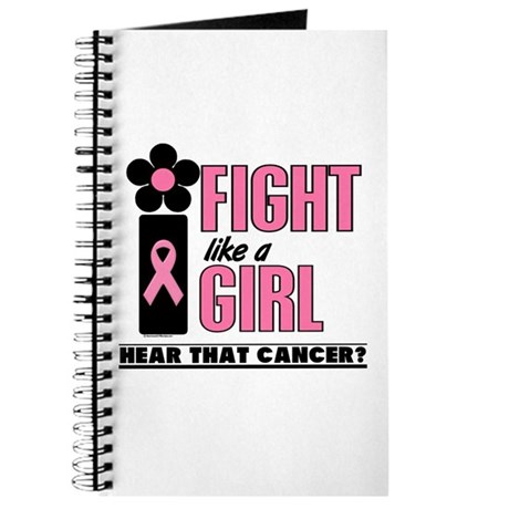Licensed Fight Like A Girl 1.5 Breast Canc Journal
