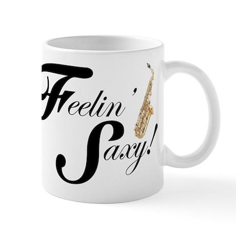 Feelin' Saxy Mug