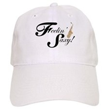 Feelin' Saxy Baseball Baseball Cap