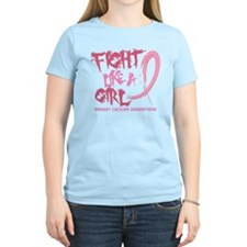 Licensed Fight Like a Girl 5 T-Shirt