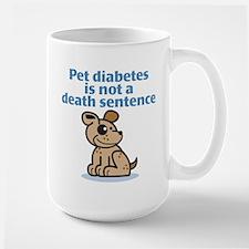 Pet Diabetes (Dog) Mug