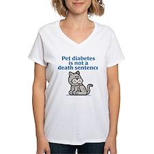 Pet Diabetes (Cat) Shirt