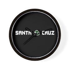 Santa Cruz 17 Wall Clock