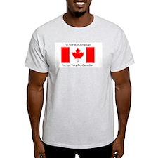 Pro-Canadian T-Shirt