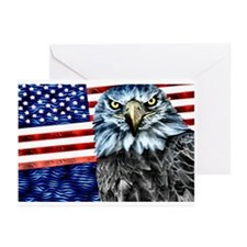 American Eagle USA- Greeting Cards (Pk of 10)