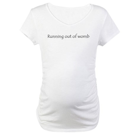 Out of womb Maternity T-Shirt