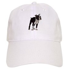Boston Terrier Baseball Cap