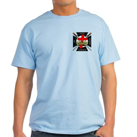 Knight of the Temple Light T-Shirt