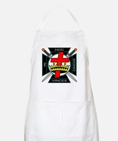 Knight of the Temple BBQ Apron
