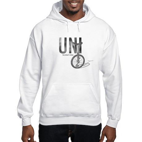 Unicyle Hooded Sweatshirt